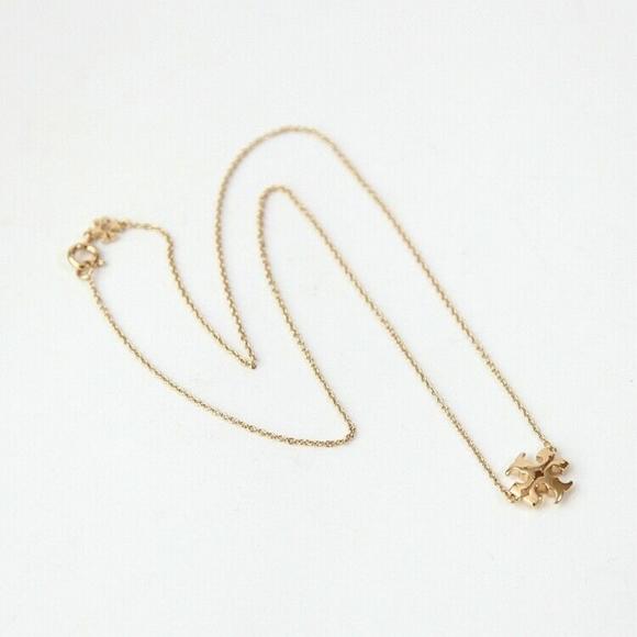 🎉🎉HP🎉🎉Nwot Tory Burch Kira necklace gold